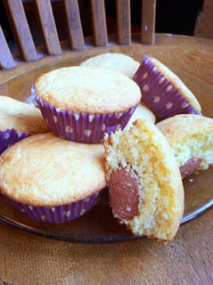 Homemade Corn Dog Muffins