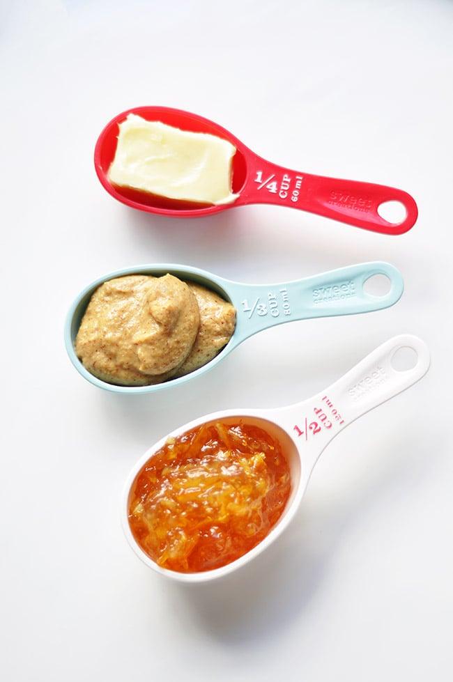 3-Ingredient Orange-Marmalade Ham Glaze