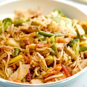5-Ingredient Chicken Stir Fry
