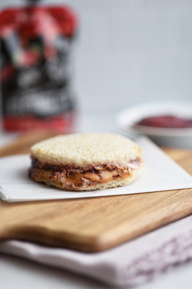 Peanut Butter and Chia Jam