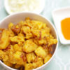 Aloo Gobi - Indian Style Potatoes & Cauliflower