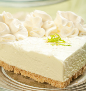Authentic Key Lime Pie
