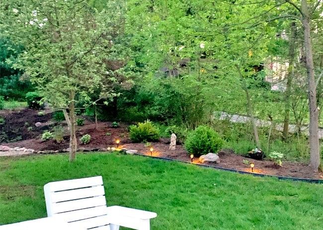 Landscaping Side Yard