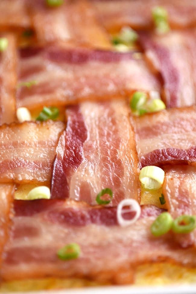 Bacon Lattice Weave