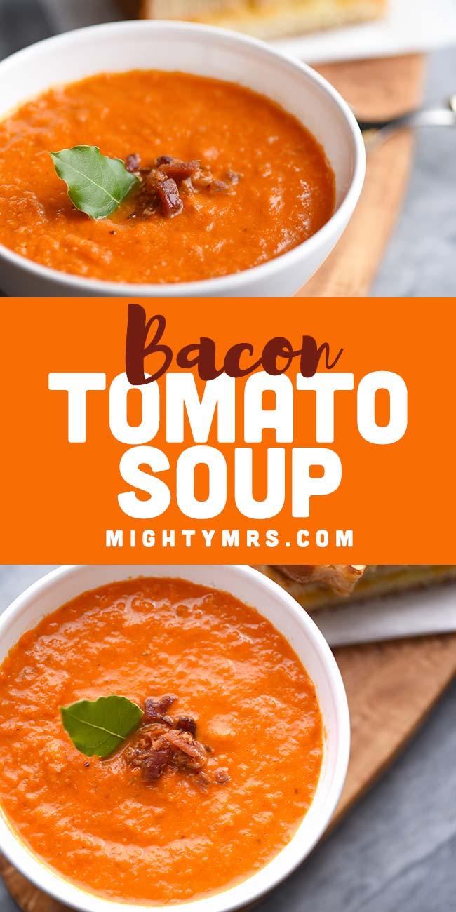 Bacon Tomato Soup