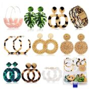 Boho Earring Collection