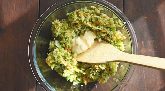 Chopped Broccoli Slaw