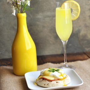 Brunch Ideas Series: Eggs Benedict with Lemosa