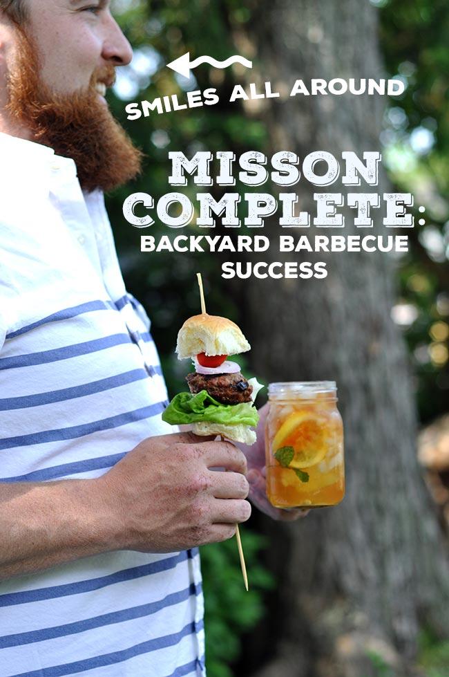 Backyard Barbecue - Summer Grilling #shop