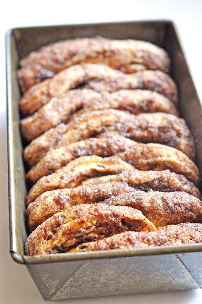 Easy Cinnamon Pull Apart Bread Mighty Mrs