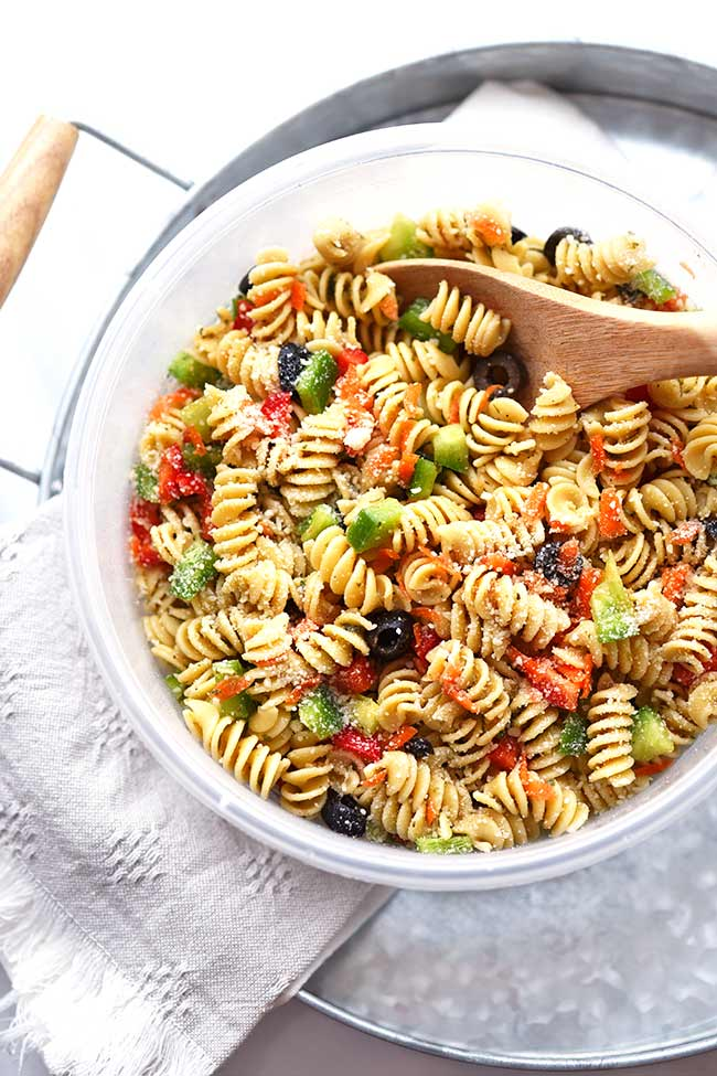Pasta Salad to Go