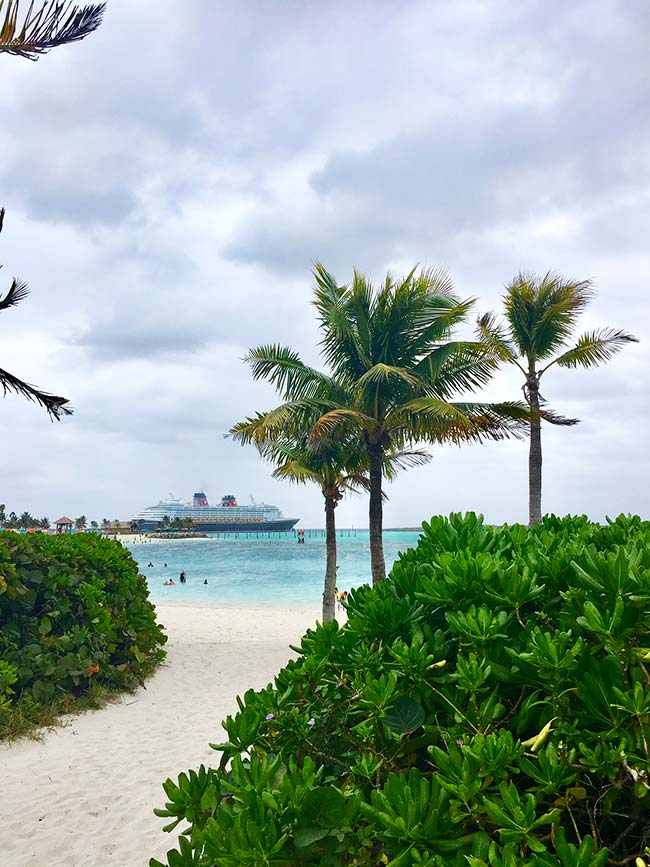 Disney Magic Castaway Cay
