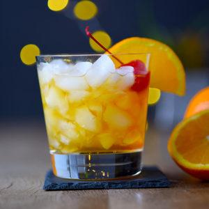 Easy Amaretto Sour Cocktail Recipe