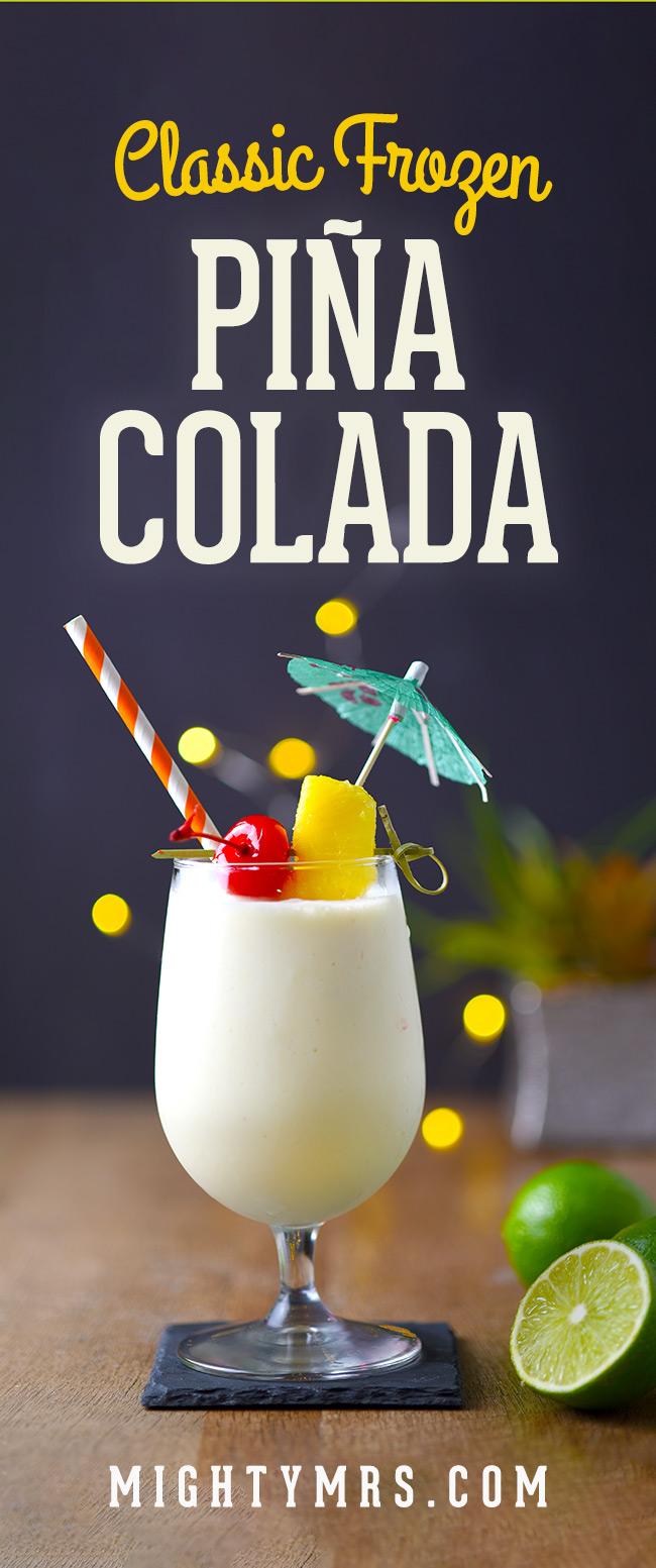 Easy Classic Piña Colada