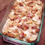 Easy Apple Strudel Dessert