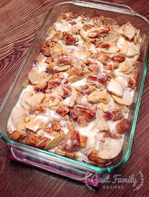 Easy apple strudel recipes