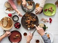 food and family connection