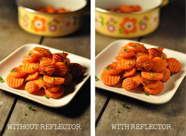 Food Photography Studio Lighting