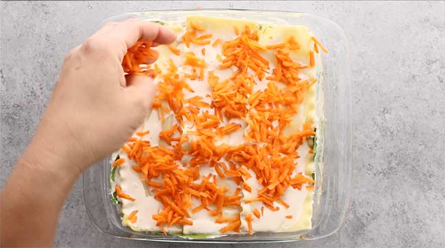 Fresh Shredded Carrots