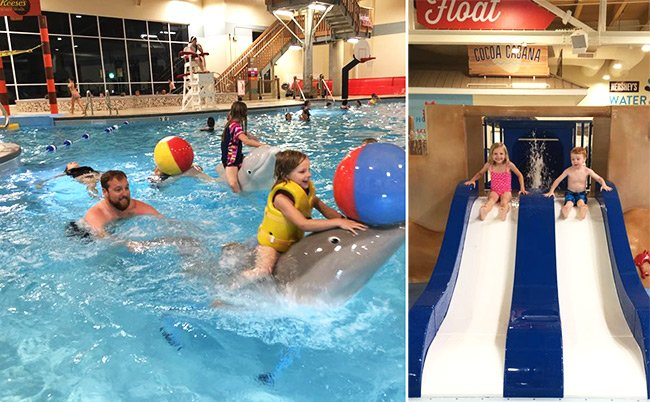 Hershey Lodge Indoor Waterpark