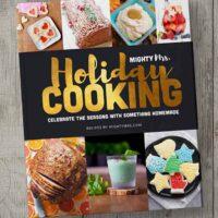 DIY Holiday Cookbook