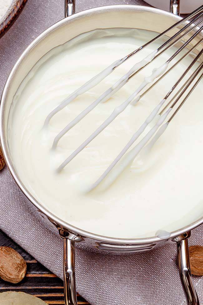 How to Make White Sauce
