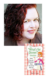 """Kathi Lipp - The """"What's for Dinner?"""" Solution"""