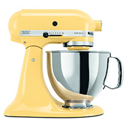 Kitchen Aid Mixer Retro Colors