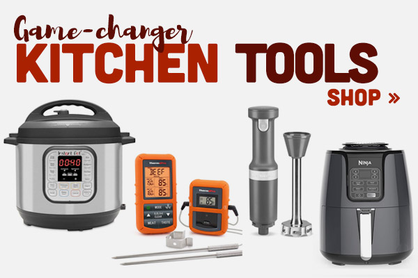 Game-changer Kitchen Tools