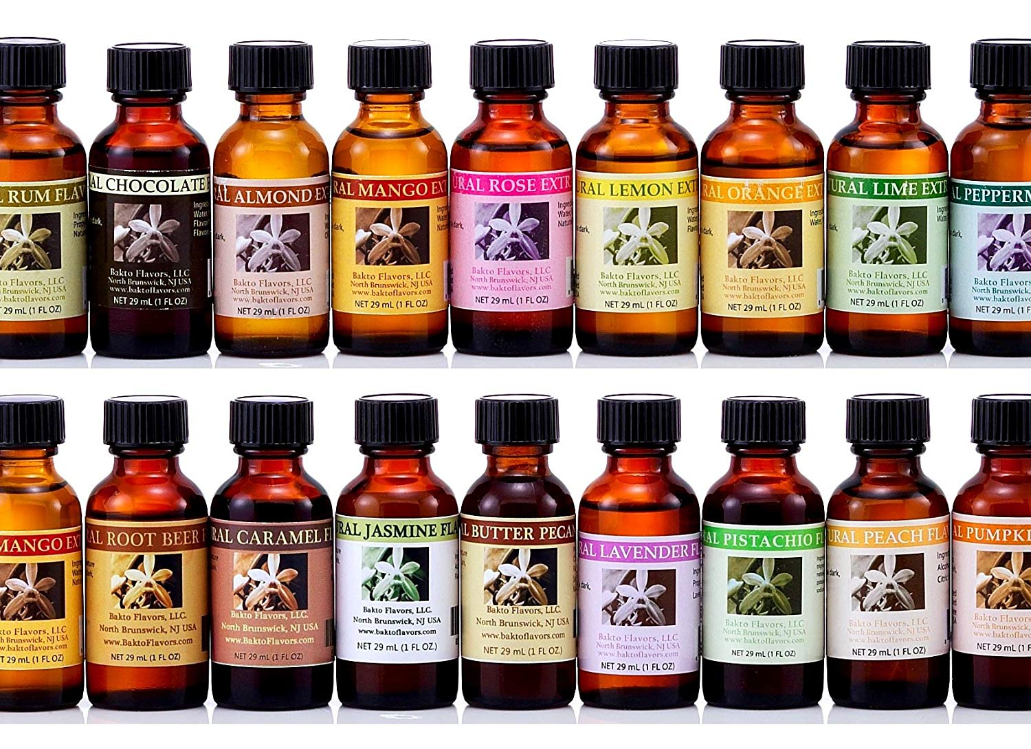 Extract Flavors