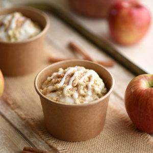 Healthy Cinnamon Apple Minute Muffins