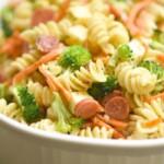 Pepperoni Pasta Salad
