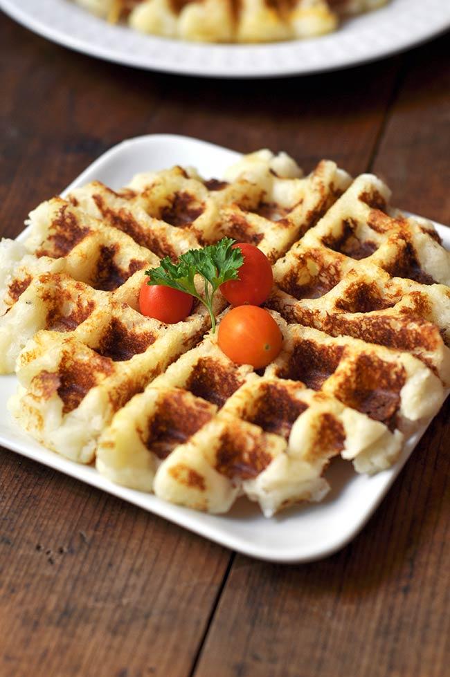 Potato Waffle