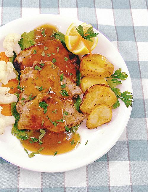 Crock-Pot Pork Roast Au Jus