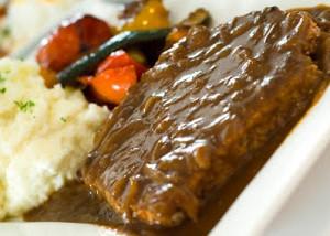 Savory Salisbury Steaks