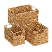 Set Seagrass Baskets