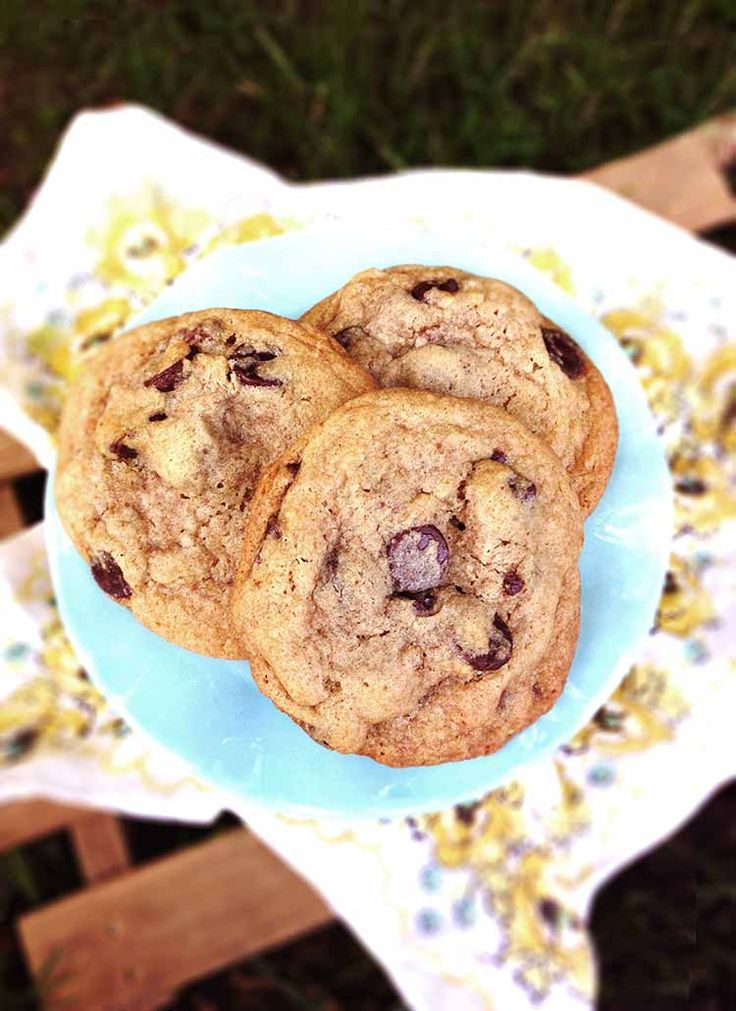The Secret to Making the Best Chocolate Chip Cookies