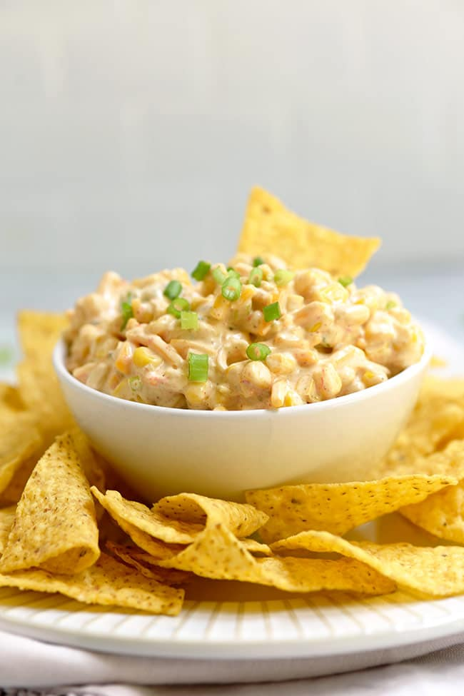 Southwest Corn Dip (cold)