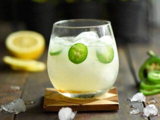 Spicy Jalapeño Mocktail