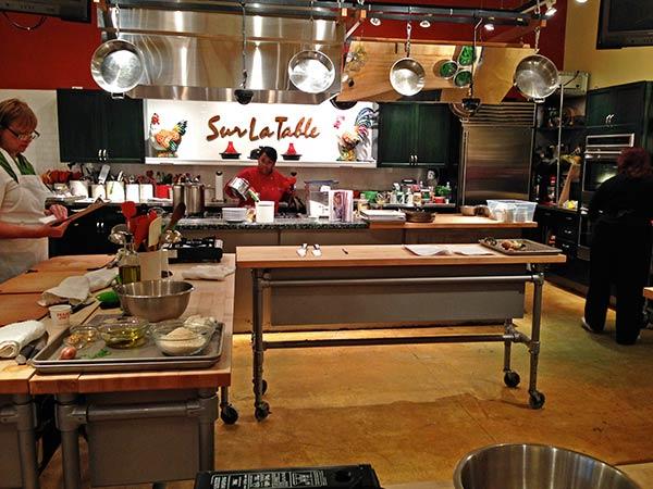 Sur La Table Kitchen