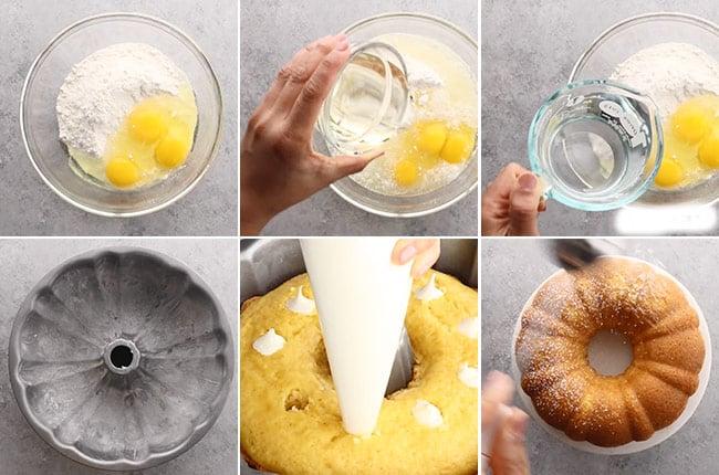 Twinkie Cake Ingredients
