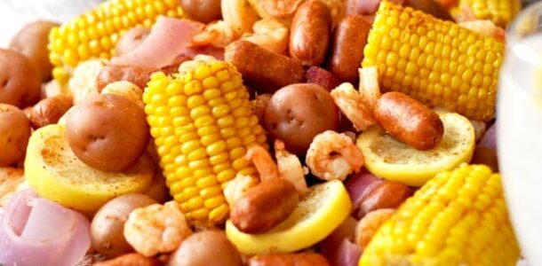 Weeknight Low Country Shrimp Boil